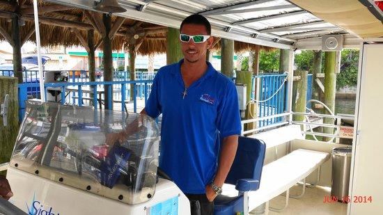 Tarpon Springs, FL: Capt. Angelo