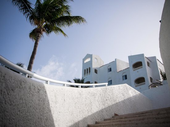 GR Caribe by Solaris: View from near the beach