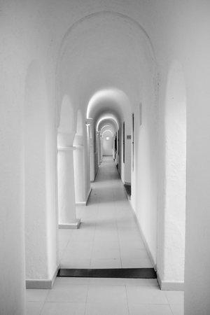 GR Caribe by Solaris: Hotel hallways
