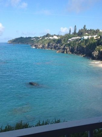 The Reefs : view from room 347