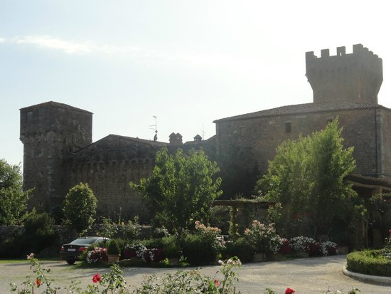 Agriturismi Il Castello La Grancia : Castillo