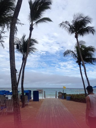 Turtle Beach by Elegant Hotels: Beach