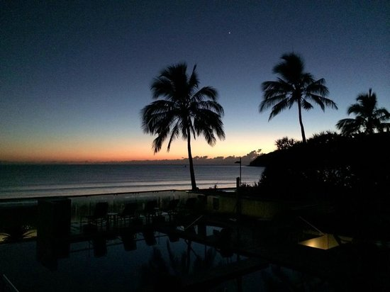 Tingirana Noosa: Sunrise from the balcony