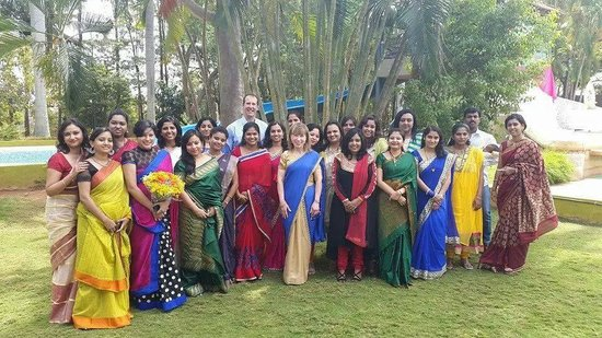 Chairman's Resort: Guests at the venue