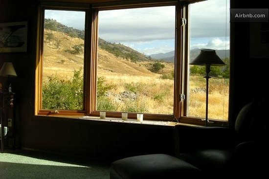 Great Energy Bed and Breakfast: view from studio