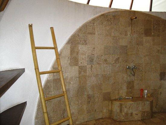 7SEAS Cottages : Bathroom