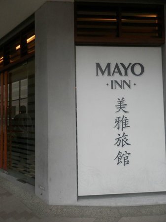 Mayo Inn : a good option near bugis