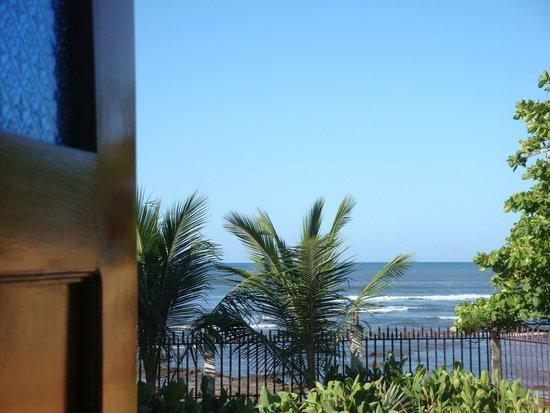 Hotel Casa de Pacifico Masachapa Playa : Habitacion azul