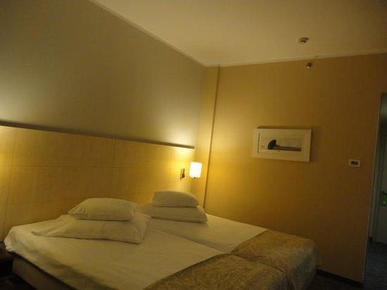 Valamar Lacroma Dubrovnik: 客室内。
