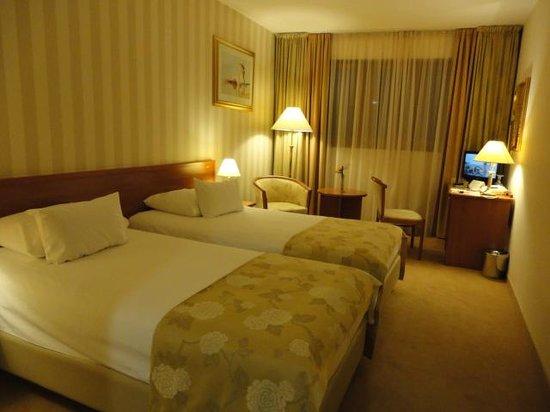 Hotel Globo: 客室。