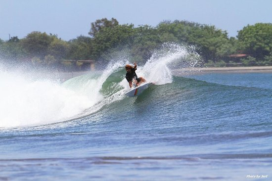 La Barra Surf Camp: Smooth