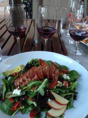 626 on Rood : Smoked Duck Salad