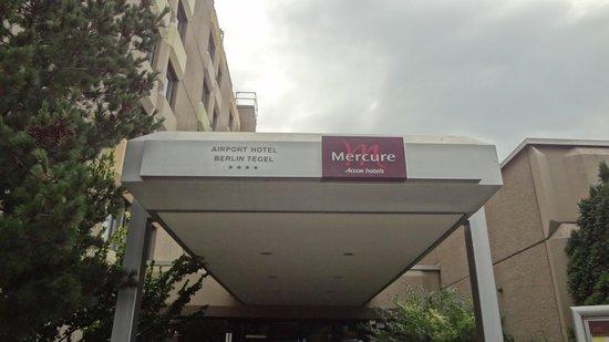 Mercure Airport Hotel Berlin Tegel: 外観です。