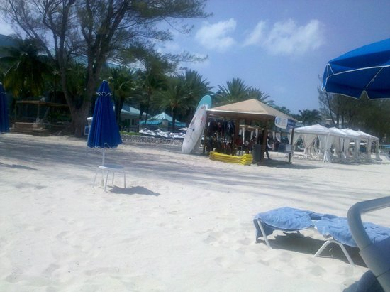 The Westin Grand Cayman Seven Mile Beach Resort & Spa: Westin beach
