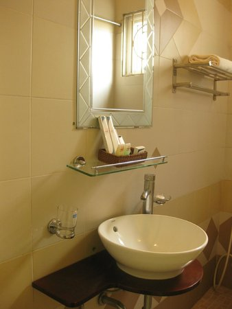 Heart Hotel : Bathroom