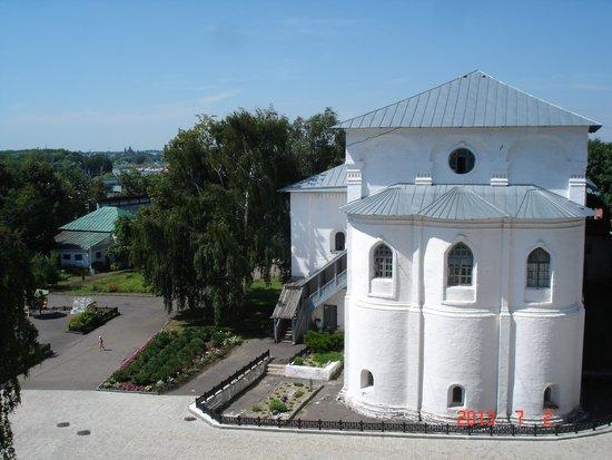 Yaroslavl Architectural Historical and Art Museum Preserve: Yaroslavl Kremlin, Russia