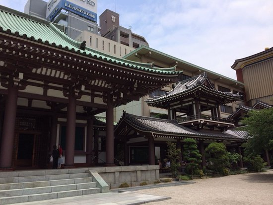Tochoji Temple : 東長寺