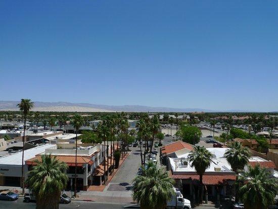 Hyatt Palm Springs : Outside view