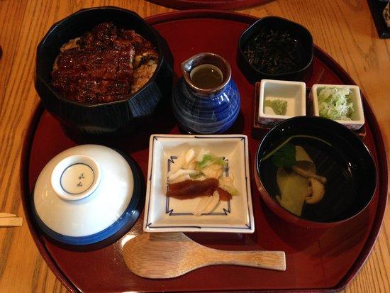Hitsumabushi Nagoya Bincho, Lachic: ひつまぶし