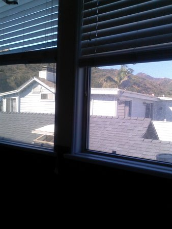 Catalina Island Seacrest Inn: view from window