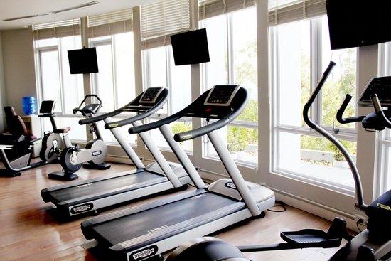 Novotel Ha Long Bay : Gym