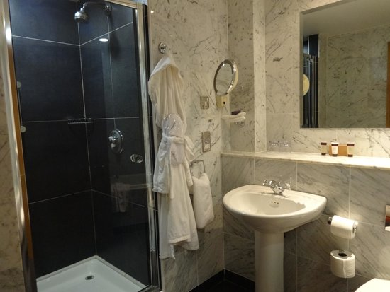 Europa Hotel - Belfast: Executive Bath