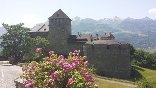 The Vaduz Castle