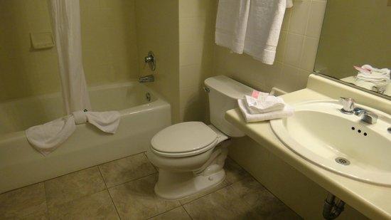 Ambers Hideaway: Bathroom