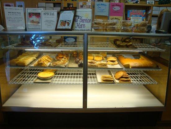 Ted's Bakery: 店内