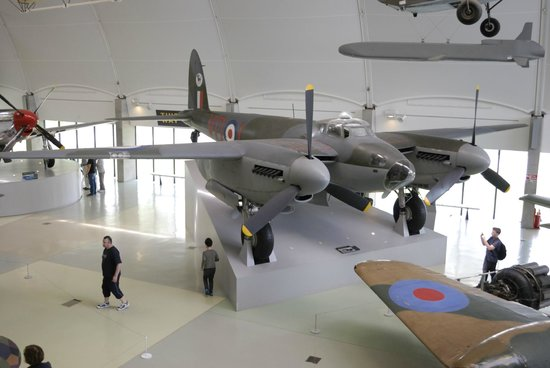 The Royal Air Force Museum London : one of the exhibits