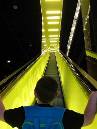 Seattle Public Library: Steep!