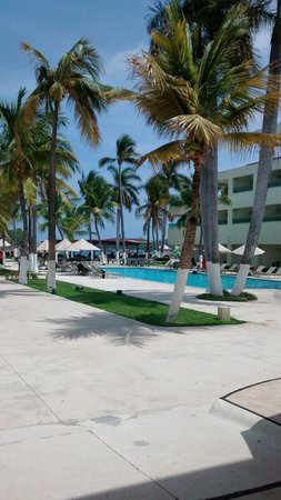 Dreams Huatulco Resort & Spa : Alberca