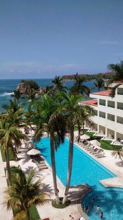 Dreams Huatulco Resort & Spa: Alberca