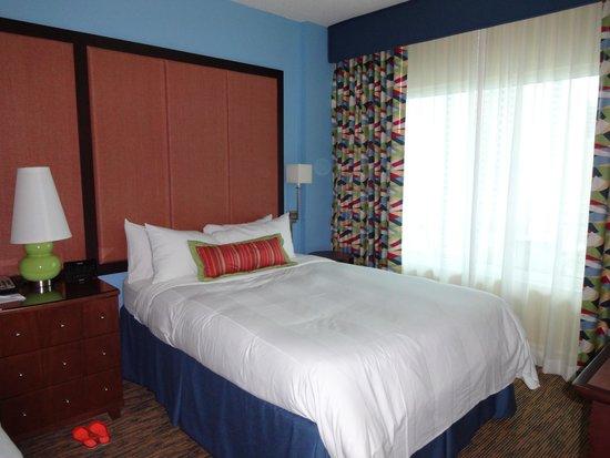 Marriott's Oceana Palms : Habitación.