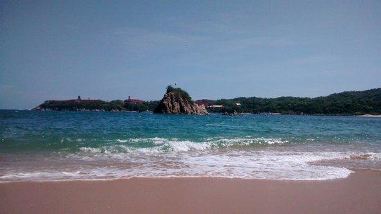 Dreams Huatulco Resort & Spa : Playa