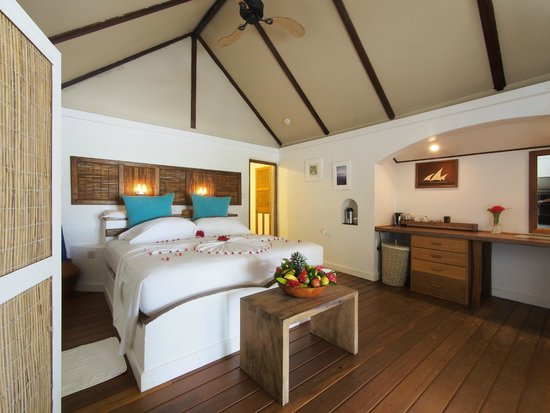 Rihiveli by Castaway Hotels & Escapes : Standard Beach Bungalow