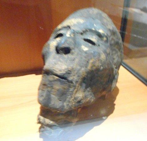 Musée des Beaux-Arts de Lyon : Momie égyptienne
