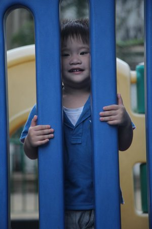 Somerset Ho Chi Minh City : Louis @ Playground