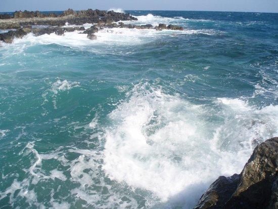 Kriti Beach Hotel : красивое море