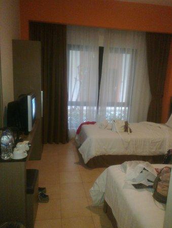 Hotel Jentra Dagen : номер