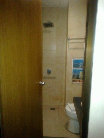 Hotel Jentra Dagen : ванная