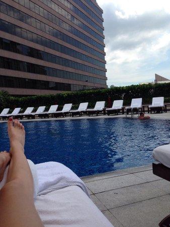 InterContinental Hong Kong: Pool