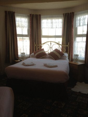 Blenheim Hotel: Double room