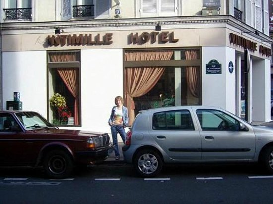 Hotel Vintimille : Вид отеля