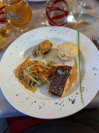 L'Amaranthe : Un plat généreux