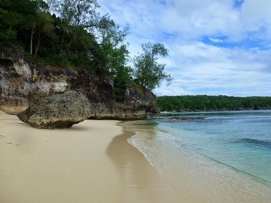 Tranquillity Island Resort & Dive Base: Coongoola Beach