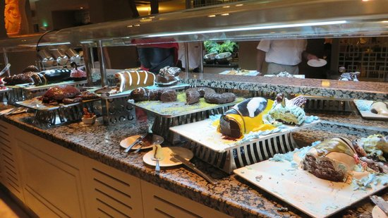 Side Crown Palace: Buffet
