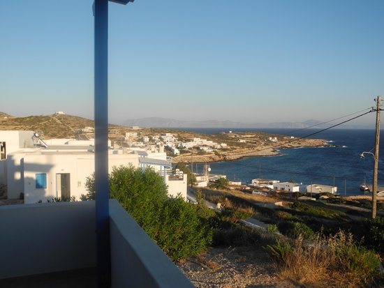 Markouli Studios: View from the Studio