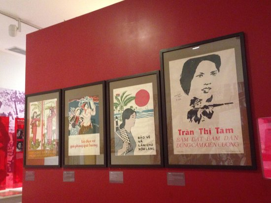 Vietnamese Women's Museum: In ward