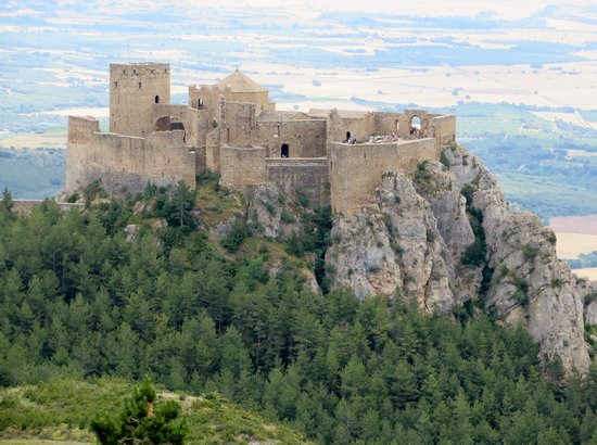 Castillo de Loarre : loarre 1